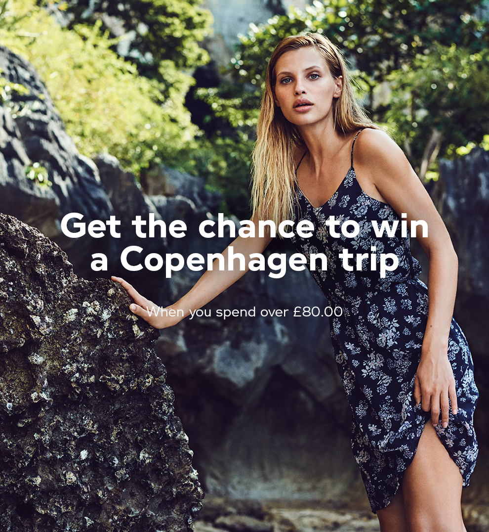 VERO MODA have an AMAZING trip of a life time up for grabs for you and a friend!