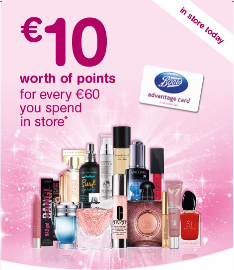 Boots one day fantastic offer