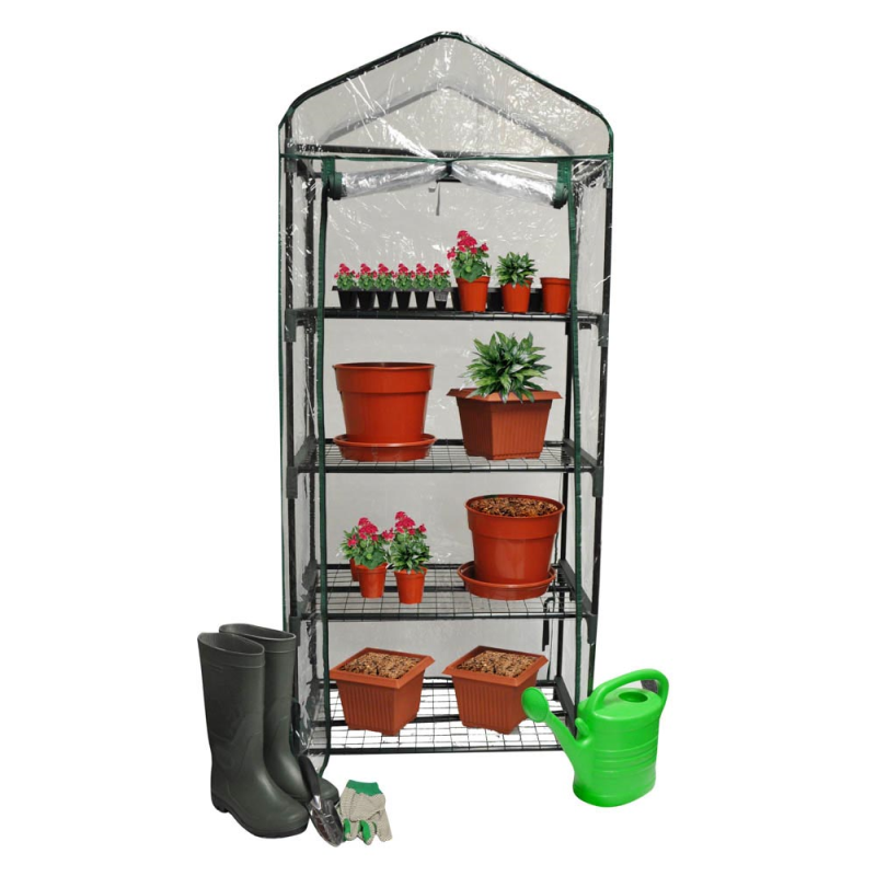 4 Tier portable & compact greenhouse is now HALF PRICE in Choice