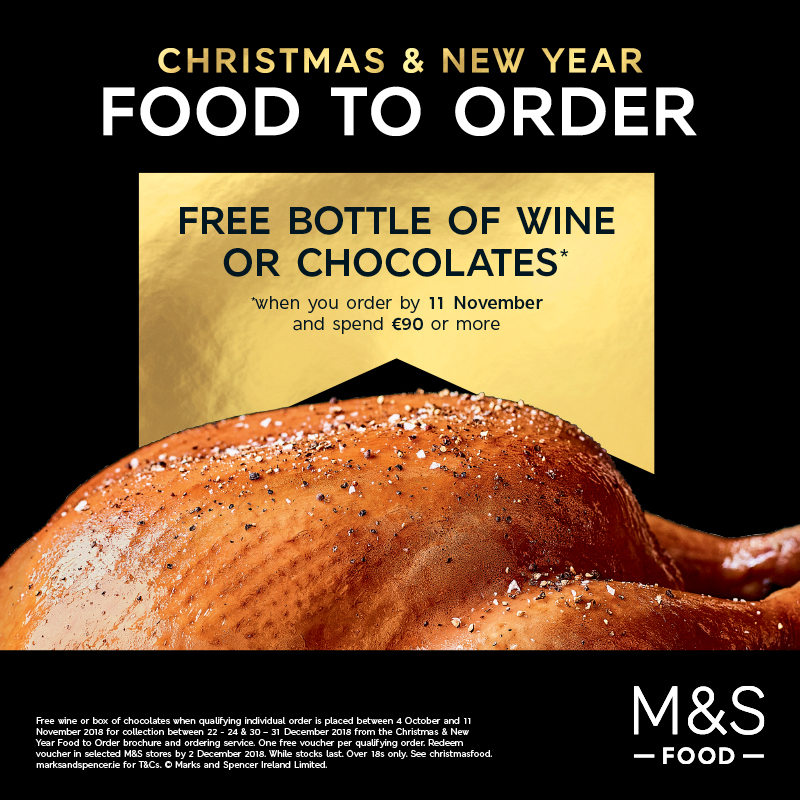 Exclusive Offers from Marks and Spencer!