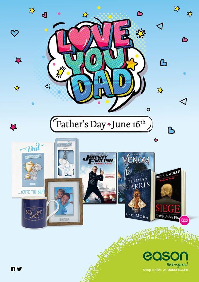 Easons Father's Day Offer