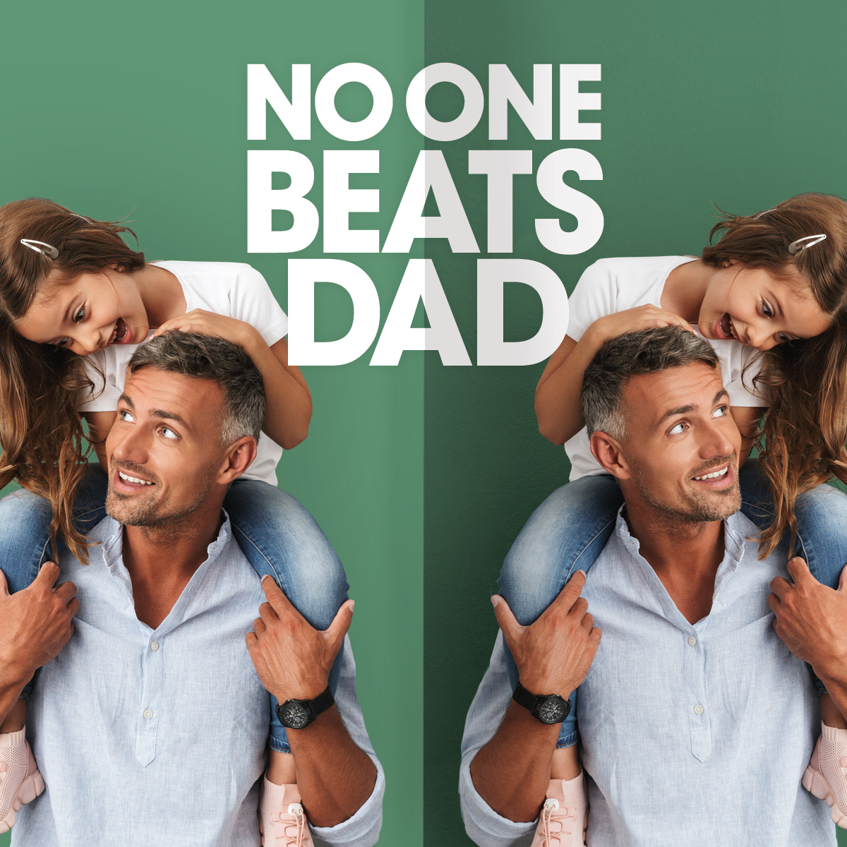 No-One Beats Dad! Father's Day at Navan Town Centre