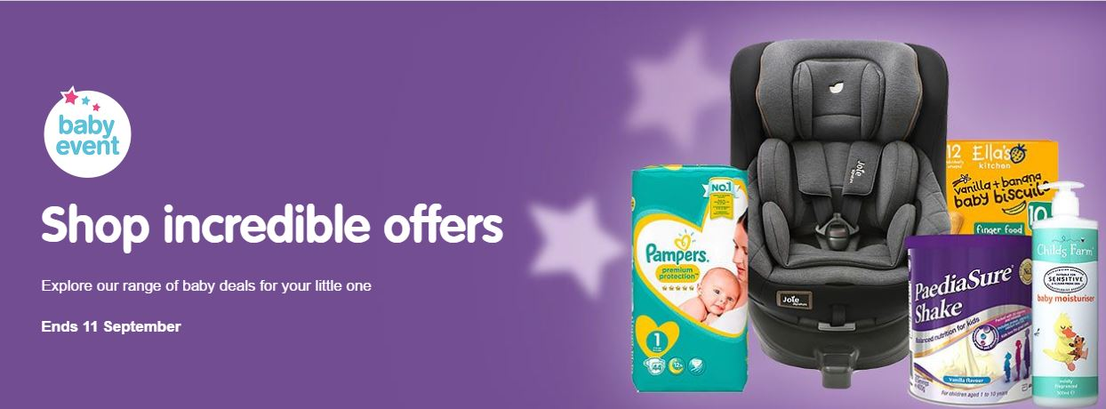 Discover great savings in Boots this weekend!