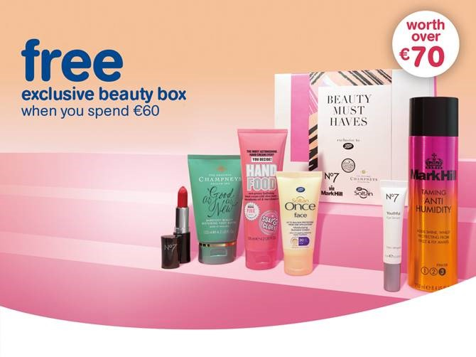 Boots Beauty Box has arrived!