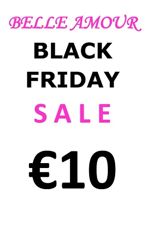 BLACK FRIDAY OFFERS AT BELLE AMOUR