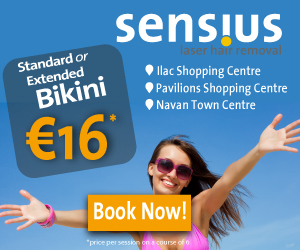 Laser Hair Removal Offer @ Sensius