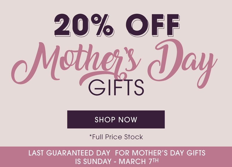 Fabulous Mother's day Gift Ideas @ Carraig Donn Sale