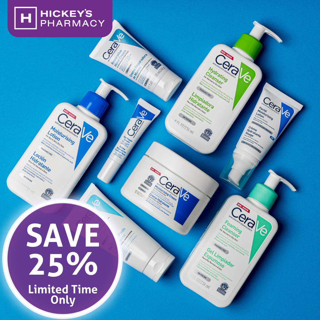⚡️ FLASH SALE NOW ON AT HICKEY'S PHARMACY ⚡️