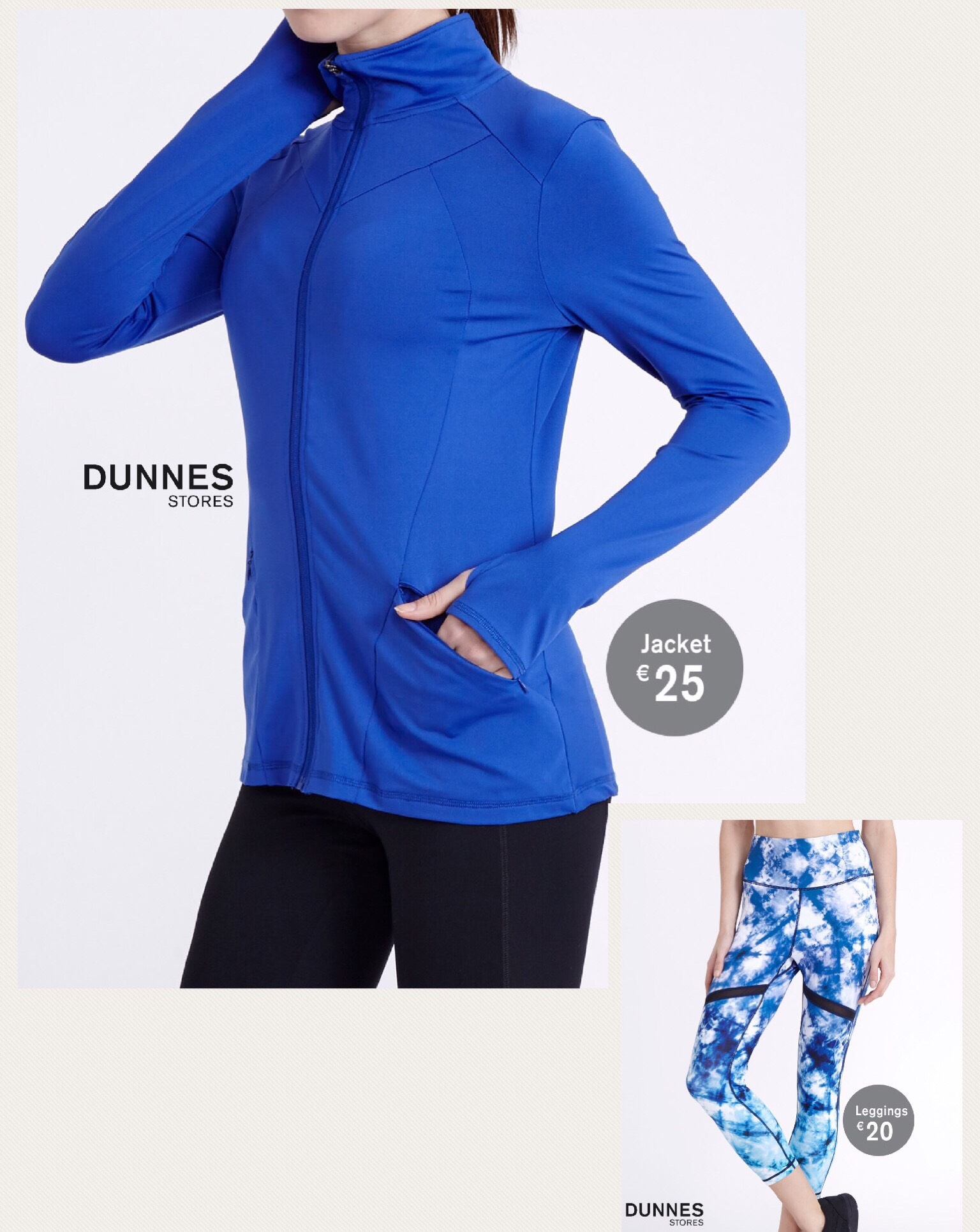 Get marathon-ready with the latest arrivals from Dunnes Stores