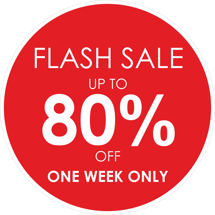 Flash Sale at Pamela Scott