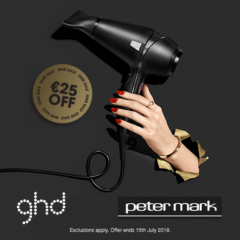 Make everyday a good hair day and beat the dreaded frizz thanks to Peter Mark this summer...
