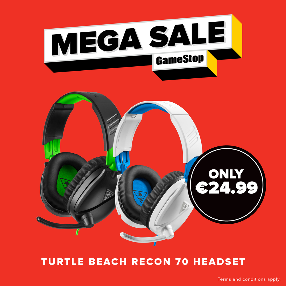 Grab them before they're gone @Gamestop.ie