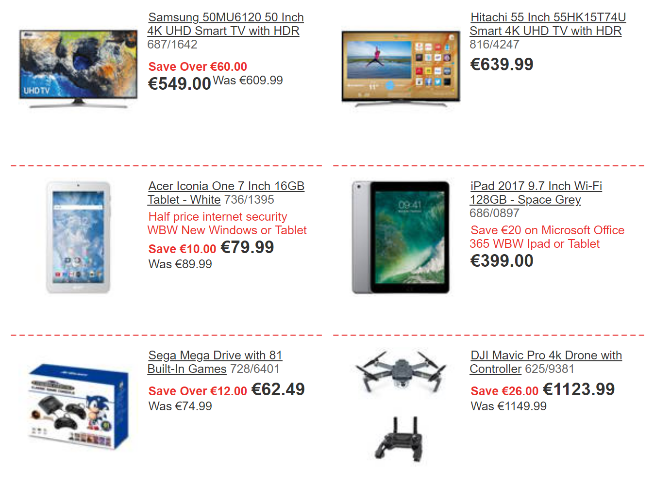 What's HOT right now at Argos!