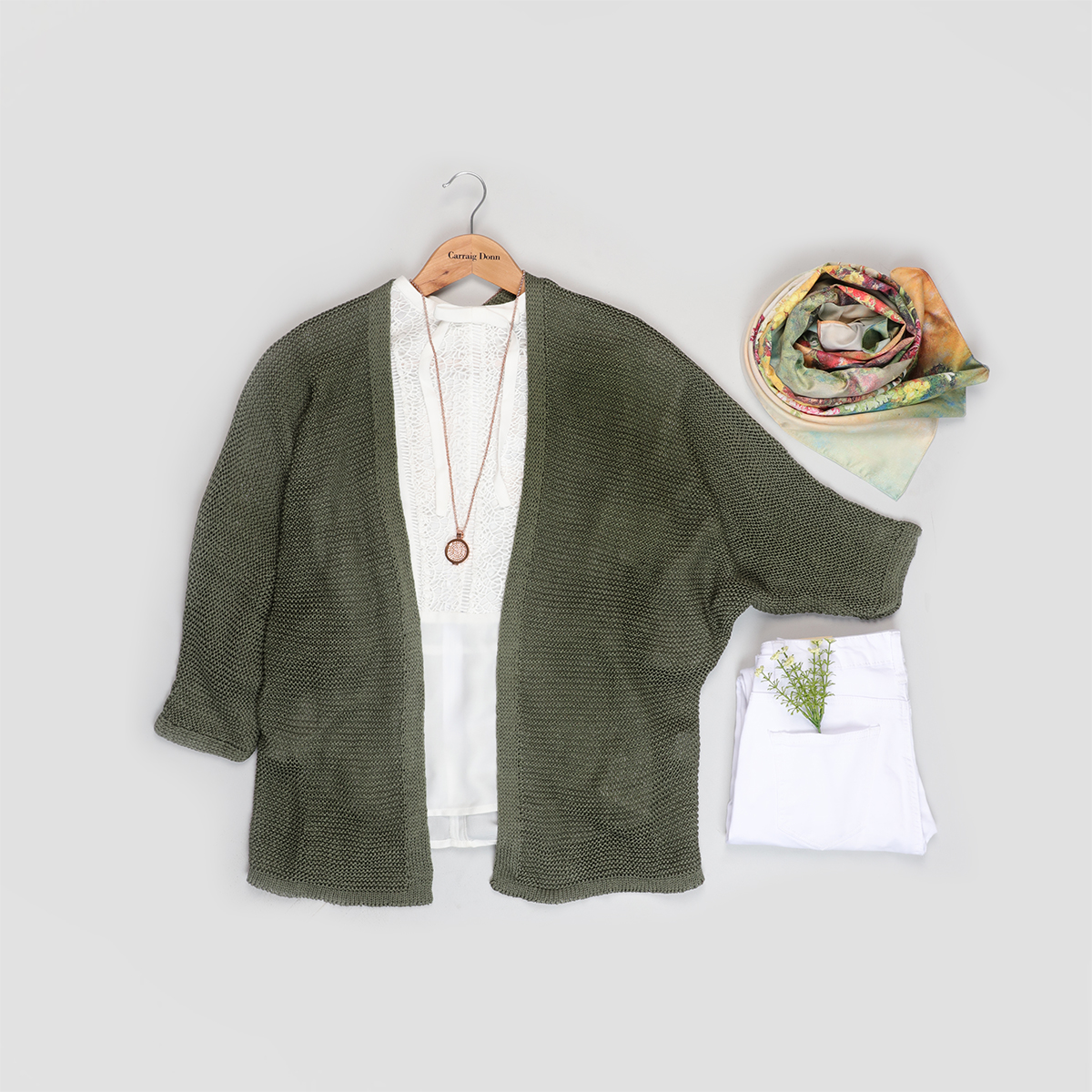 St. Patrick's Day style from @CarraigDonn