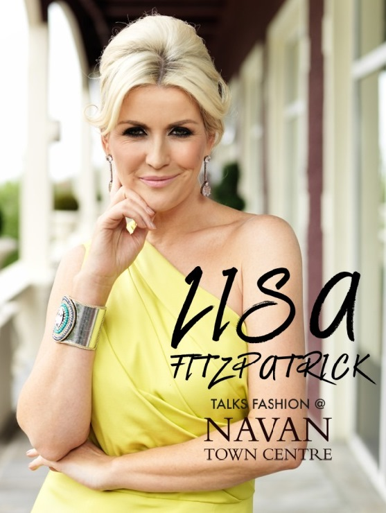 LISA FITZPATRICK'S SPRING FASHION TIPS WITH NAVAN TOWN CENTRE