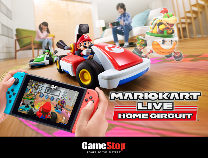 Mario Kart Live: Home Circuit is OUT NOW!