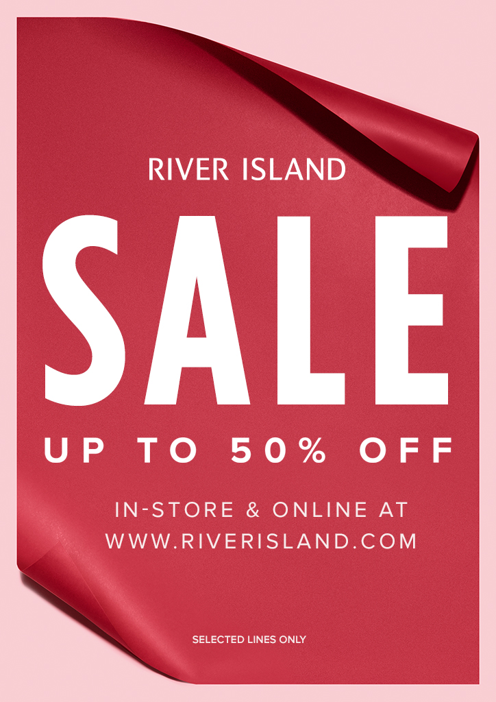 Mid Season Sale at River Island