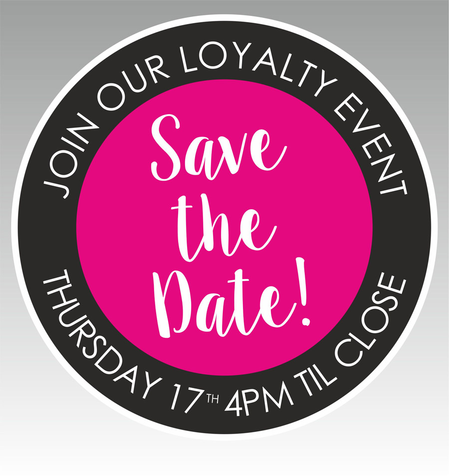 **Customer Loyalty Event**