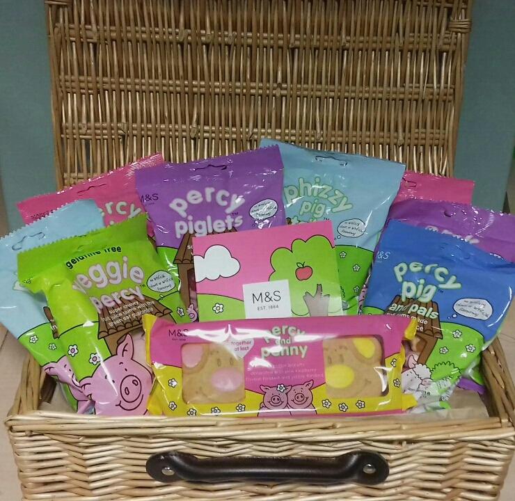 WIN WIN WIN Percy Pig Goodies plus a Percy gift card for an M&S Dine in for 2 meal compliments of M&S Navan!