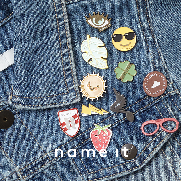 Cool Pins to Match Your Personality at Name It