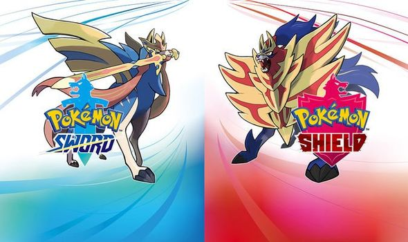 Pokémon Sword and Shield have arrived at GameStop!