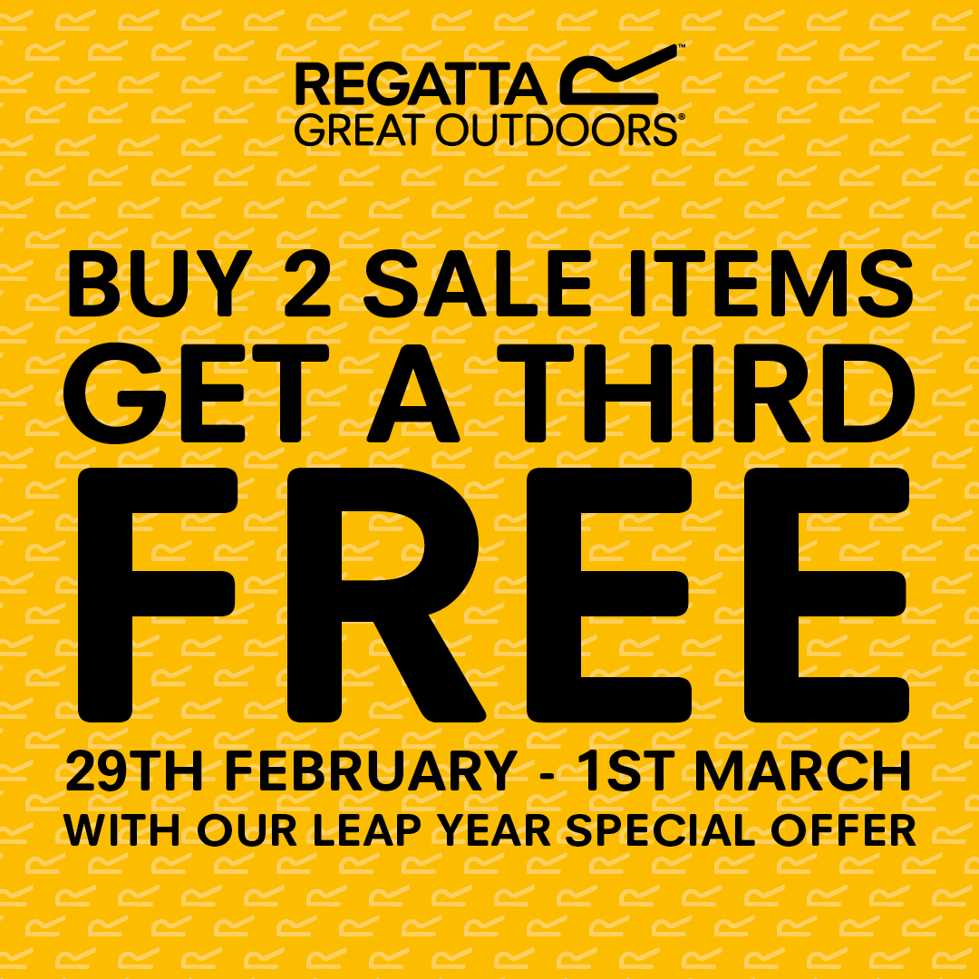 Leap Year Offer at Regatta!