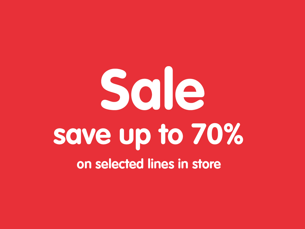 Boots 70% Sale started today 20th January !