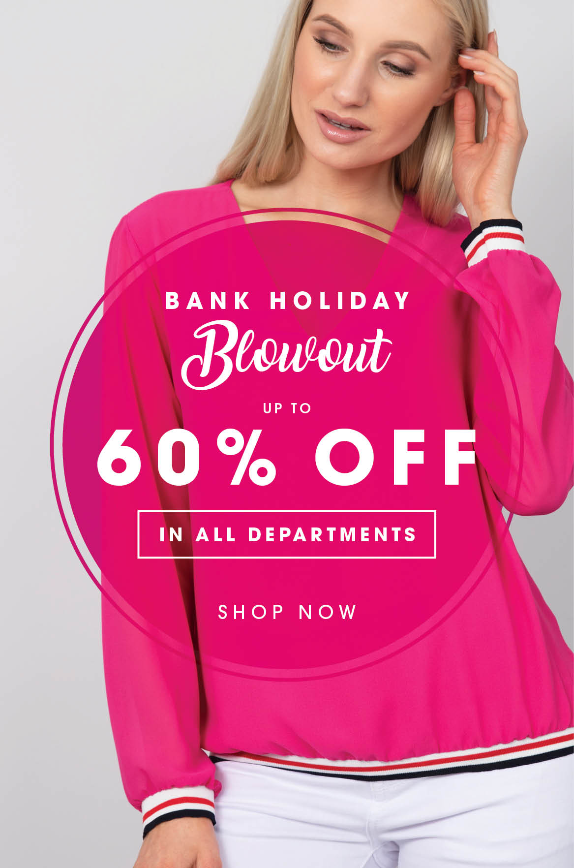 Bank Holiday Blowout at Carraig Donn!