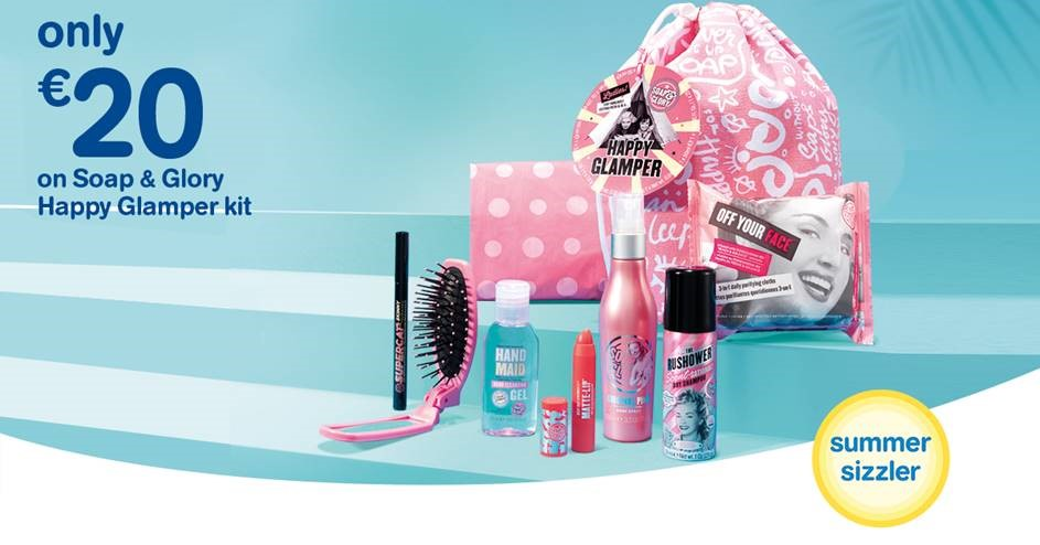 Boots: Soap & Glory Happy Glamper Kit